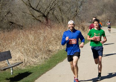 R4R Runners in Park